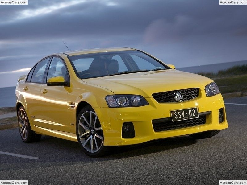Holden Ve Ii Commodore Ssv 2011 Cars Pinterest Cars