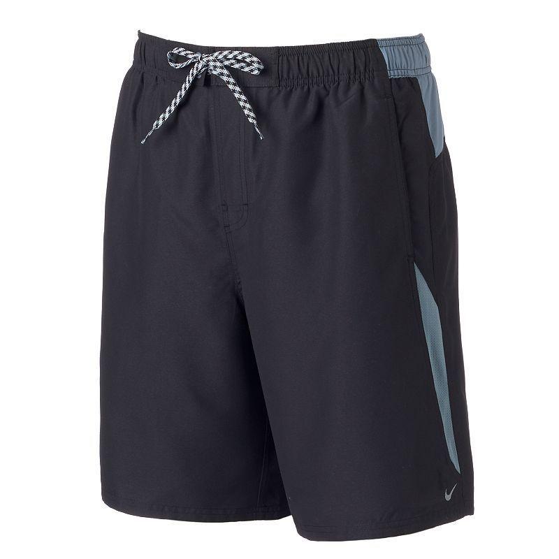 Men's Nike Core Contend Swim Trunks | Nike men, Swim trunks