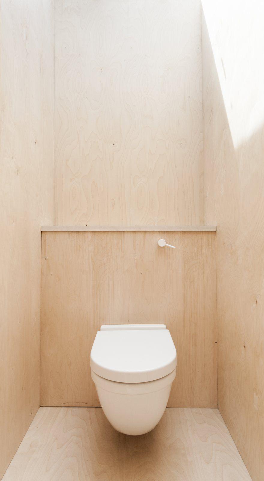 Deco Salle De Bain Simons ~ Plywood House By Simon Astridge Extension Bois Extension Et Sdb