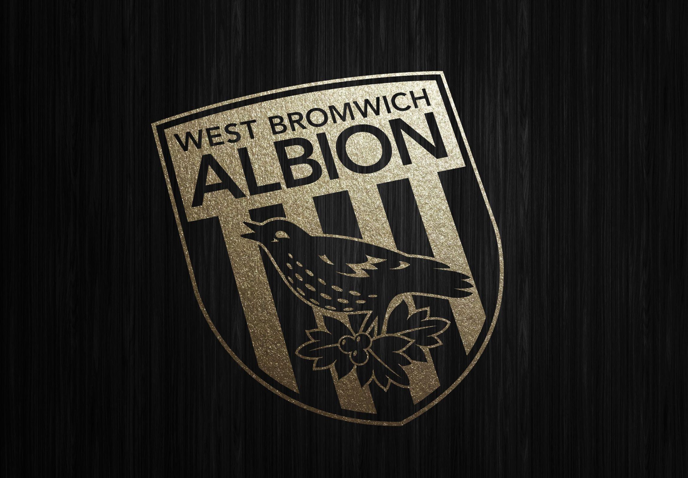 футбол 1 Wallpaper: West Bromwich Albion Gold Wallpaper HD