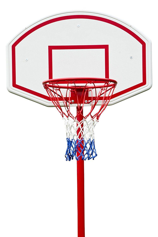 Outdoor Free Standing Portable Adjustable Basketball Hoop