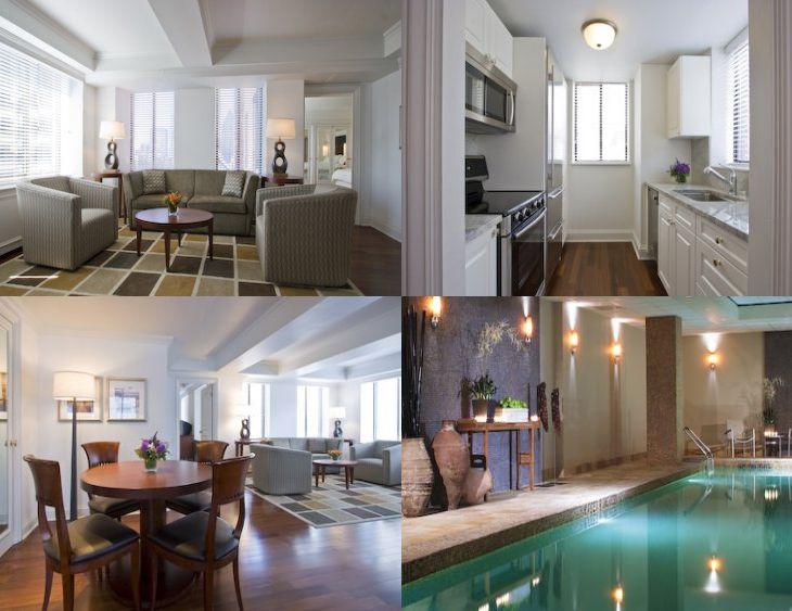 Sutton Apartments, Midtown East, New York | Apartment ...