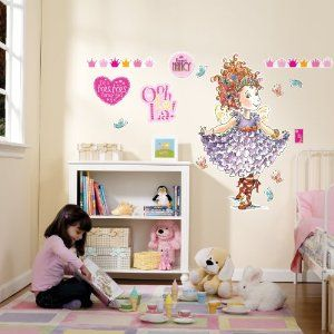 Fancy Nancy Wall Decal Cool Stuff To Buy And Collect Fancy