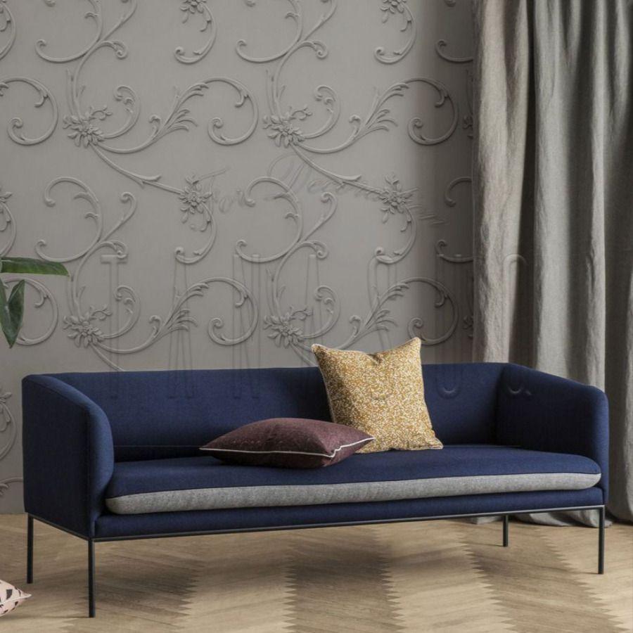 ورق حائط 3dتناسق للديكور ورق حائط ثلاثي الأبعاد Home Decor Decor Love Seat
