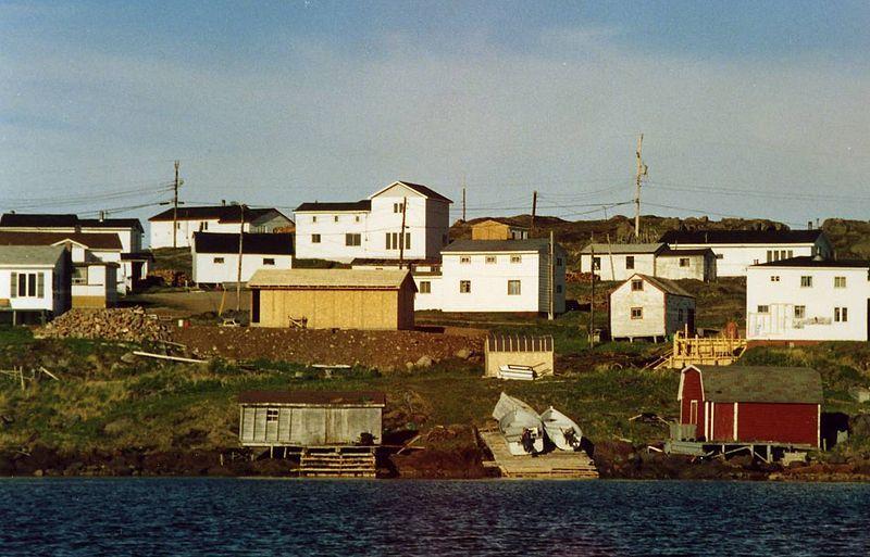 Red Bay Basque Whaling Station - Newfoundland and Labrador CANADA