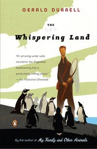 #travelcompanion #goodread #patagonia     The Whispering Land - Durrell's sparkling account of an eight-month jaunt on the trail of fur seals, guanaco, parrots and other Patagonian marvels.