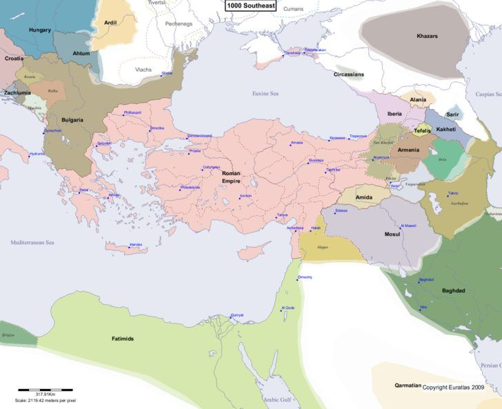 Map Of Europe In 1000.Map Showing Europe 1000 Southeast Map S Pinterest History And