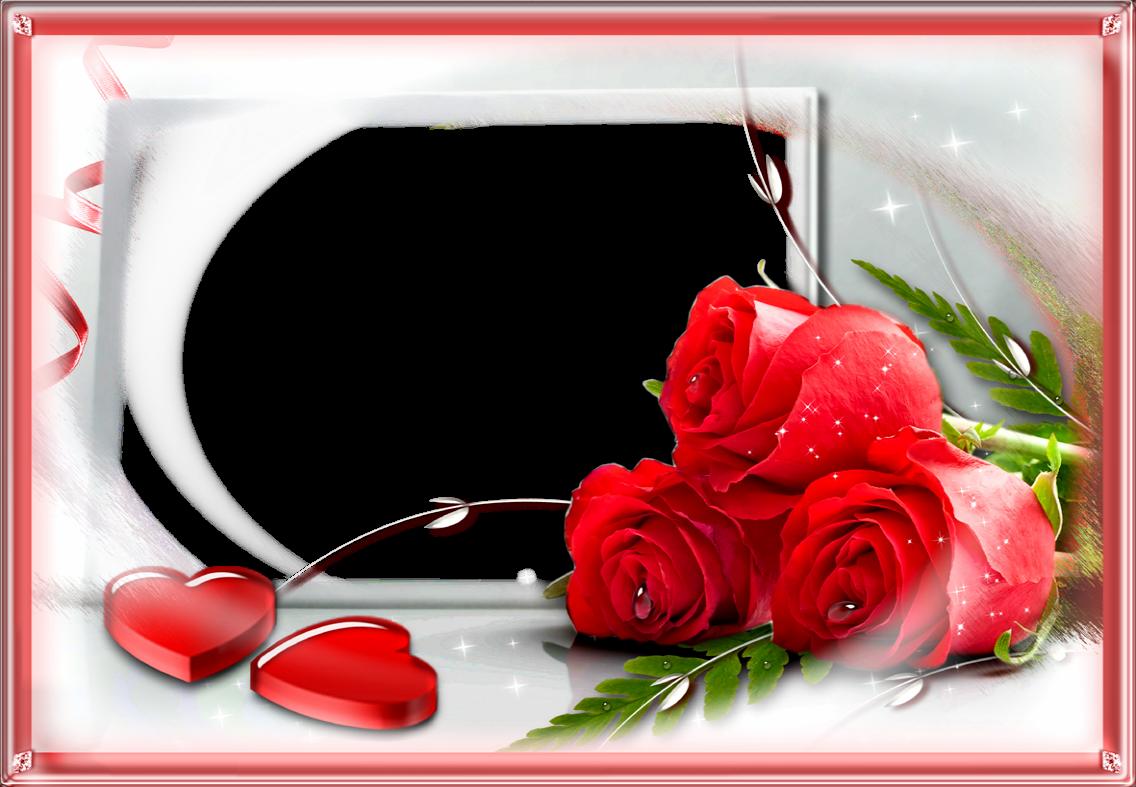 Love Frame Png Transparent Images 1293: Efecto De Fotos De La Categoría: Marcos Para Enamorados