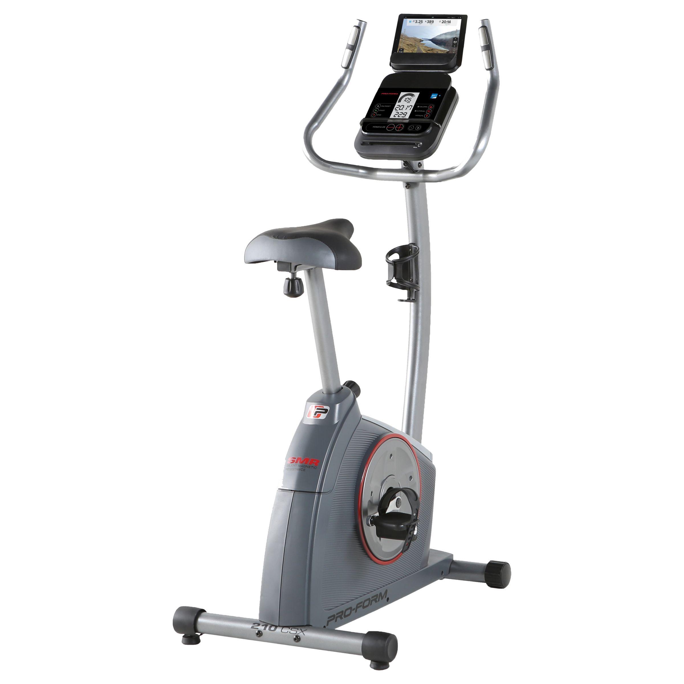 Proform 210 Csx Exercise Bike Recumbent Bike Workout Bike Exercise