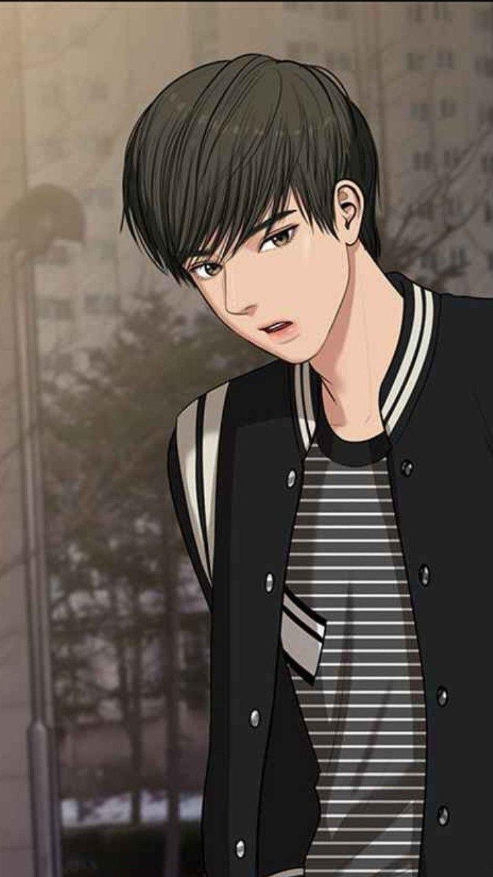 Pin Oleh Existential Crisis 101 Di True Beauty Fotografi Remaja Webtoon Gambar Manga