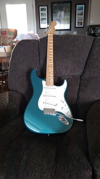Fender Standard Stratocaster 2006 2017 Reverb >> Fender American Standard Stratocaster 1986 2000 Axe Me Baby