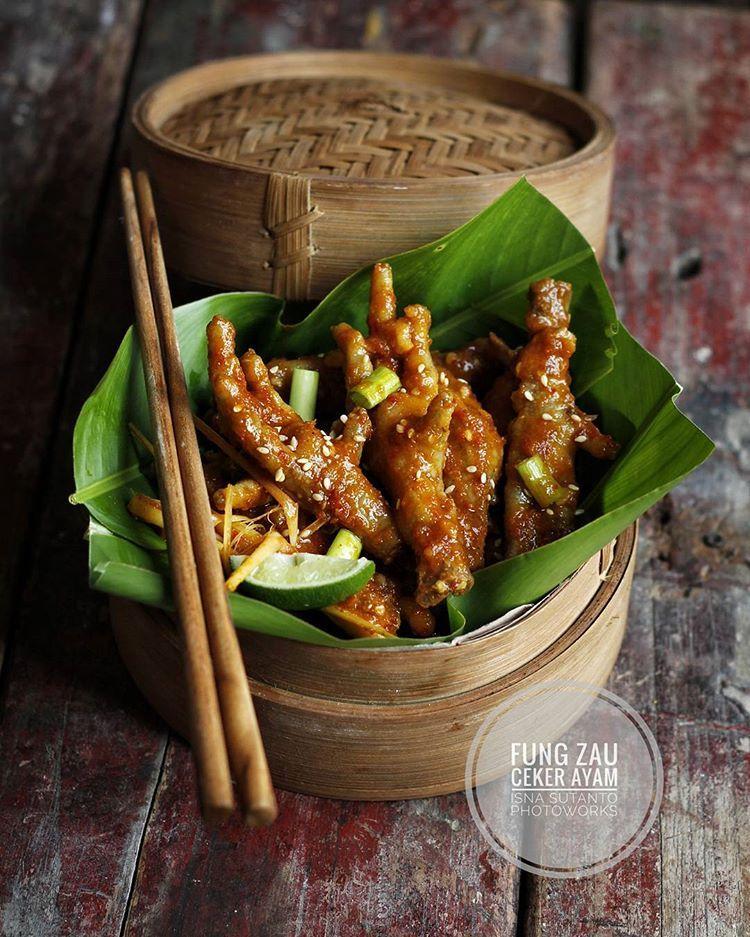 Assalamualaikum Yeehhh Udah Sabtu Lagiii Senangnyaaa Fung Zau Atau Ceker Ayam Ini Termasuk Dim Sum Favorit Enyaaak Pake Bange Resep Tumis Ayam