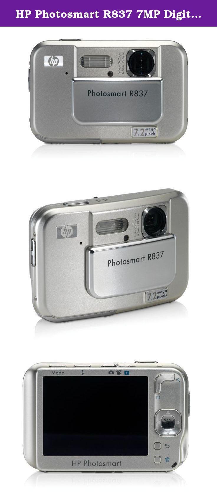 HP R837 DIGITAL CAMERA WINDOWS 7 DRIVER