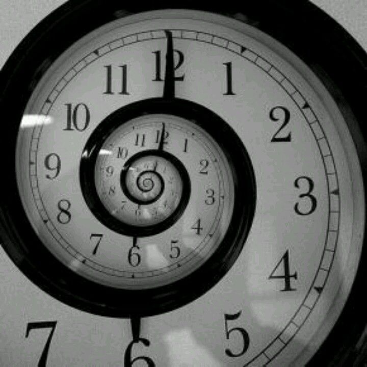 Down the rabbit hole..... | Clock, Cool clocks, Wall clock