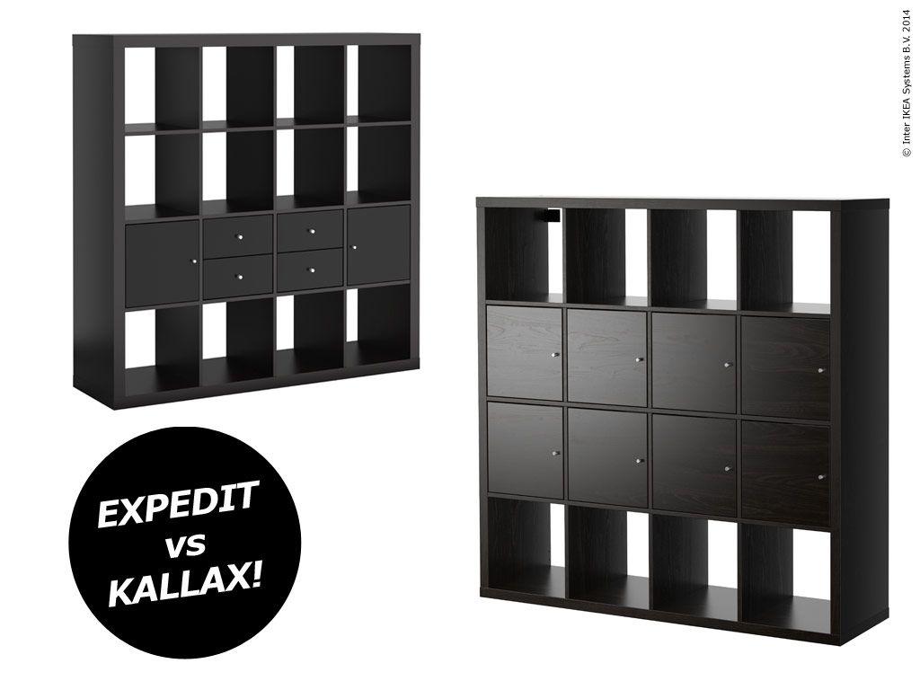 KALLAX en ny klassiker till skivsamlingen Interior Design& Furniture Pinterest