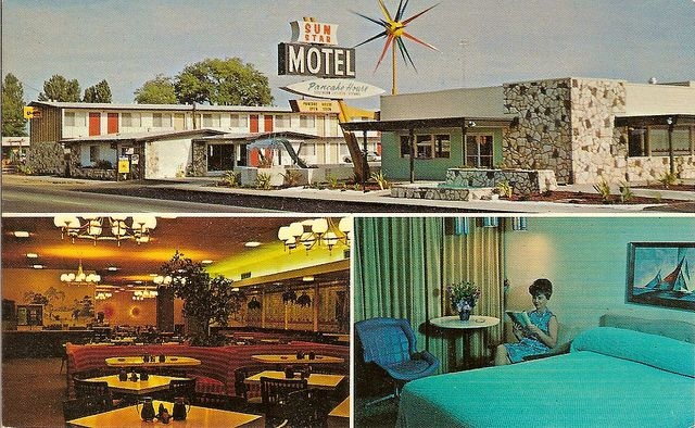 Rooms: The Sun Star Motel And The Pancake House