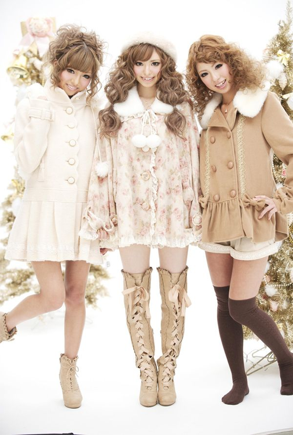f0ceb5f35f Liz Lisa (Japanese fashion brand has so many cute and unique things...don t  go overboard or you ll look like a weeaboo. Not all look like this  )