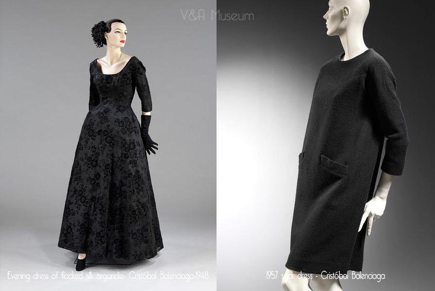 1950s-couture-dresses-Cristobal-Balenciaga.