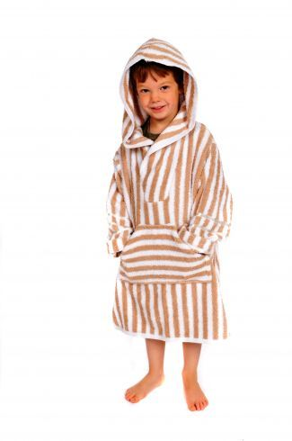 Towelling Beach Robes For Kids