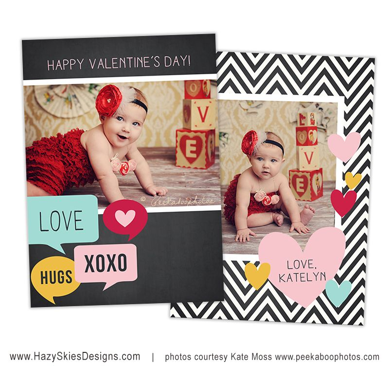 Valentine S Day Themed Photoshop Templates Valentine Card Template Valentines Day Card Templates Valentines Cards