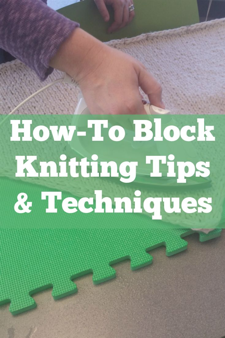 907378669 Learn everything you need to know about block  knitting with this expert  advice and amazing resources!  blockknitting  diycrafts