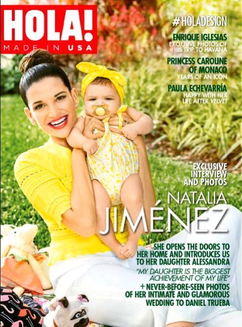 HOLA Magazine April 2017 NATALIA JIMENEZ, Enrique Iglesias, Princess Caroline