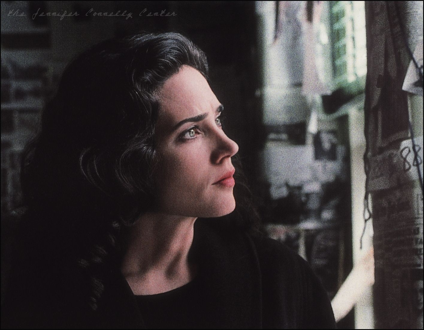 Jennifer Connelly in A Beautiful Mind | Jennifer Connelly ...
