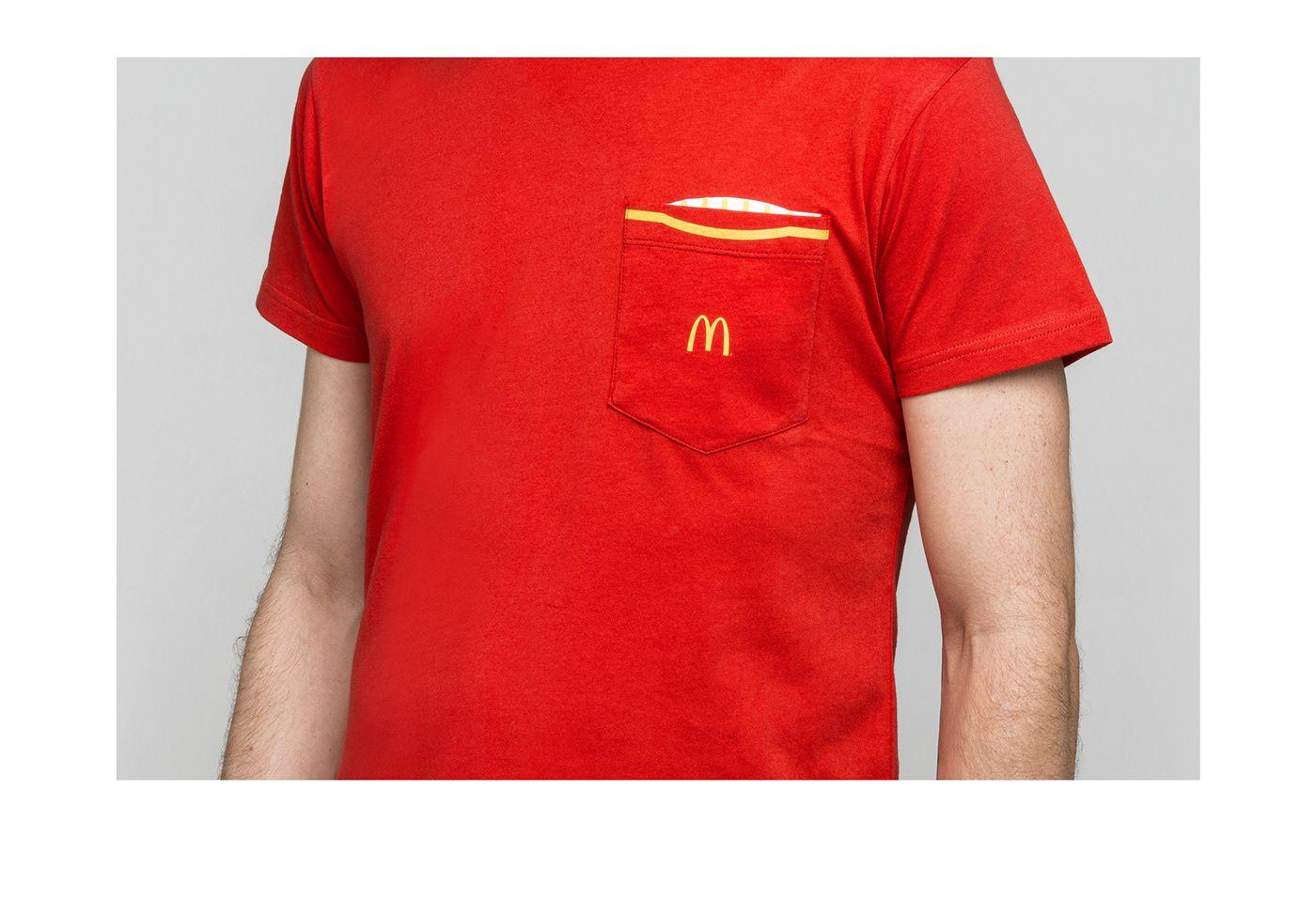 McDonald's Vietnam on Behance Professional uniforms