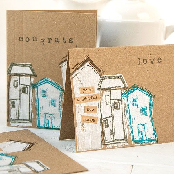 Card Making Ideas For Housewarming Part - 48: Studio Project: Housewarming Cards