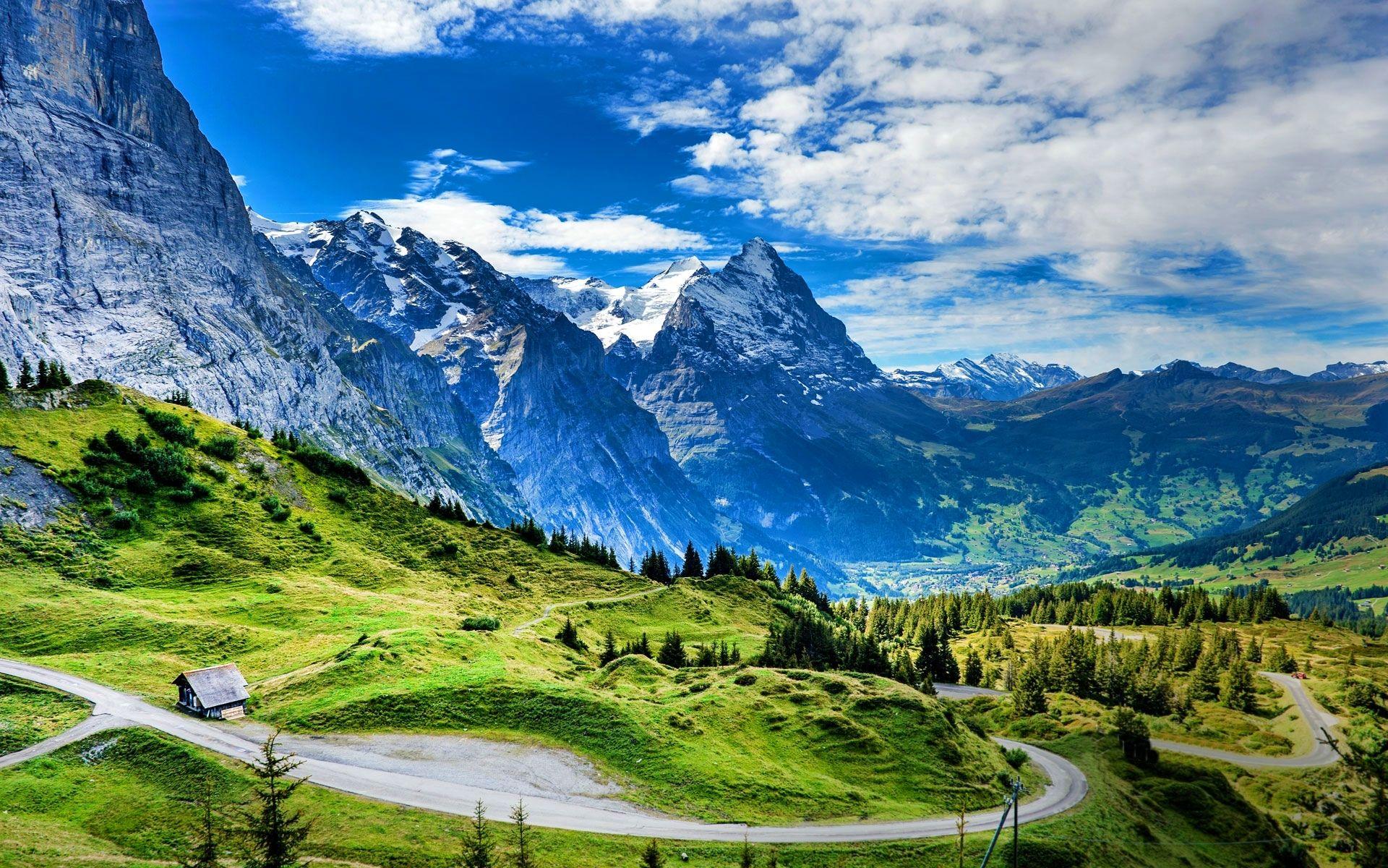 Switzerland Wallpapers Desktop Background For Iphone Wallpaper Hd Scenery Wallpaper Switzerland Wallpaper New Wallpaper Hd