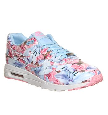 nike air max édition valentine - Nike Air Max 1 Ultra Moire (l) Lotc Black White Floral Nyc Qs ...