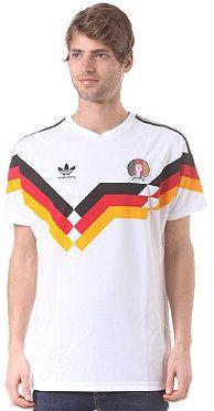 adidas Futebol Germany S/S T-Shirt wht auf shopstyle.de