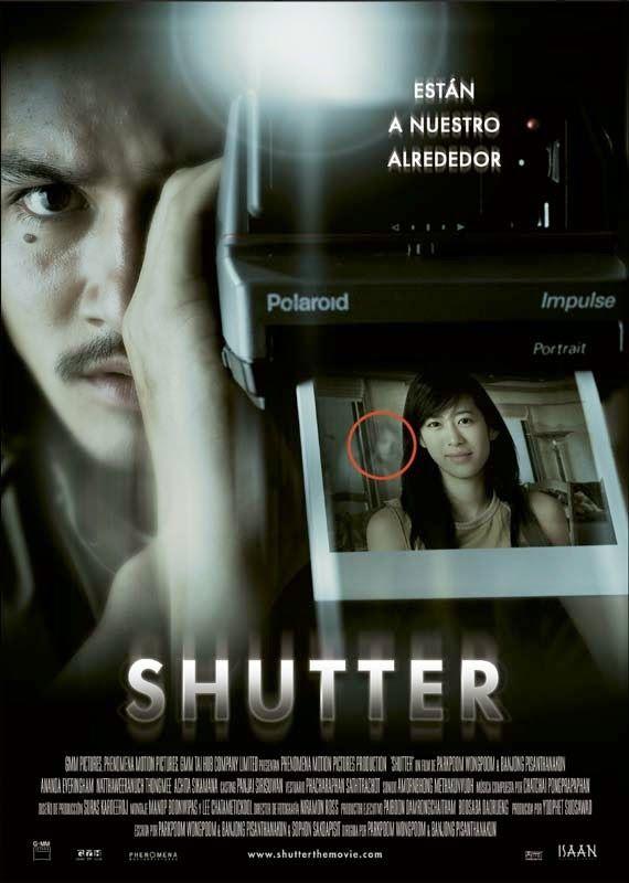 Recomendación de películas de terror lll - Ntc del Mundo, Shutter.