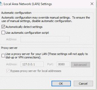LAN settings | LatestSolution | Pinterest | Opera and Change