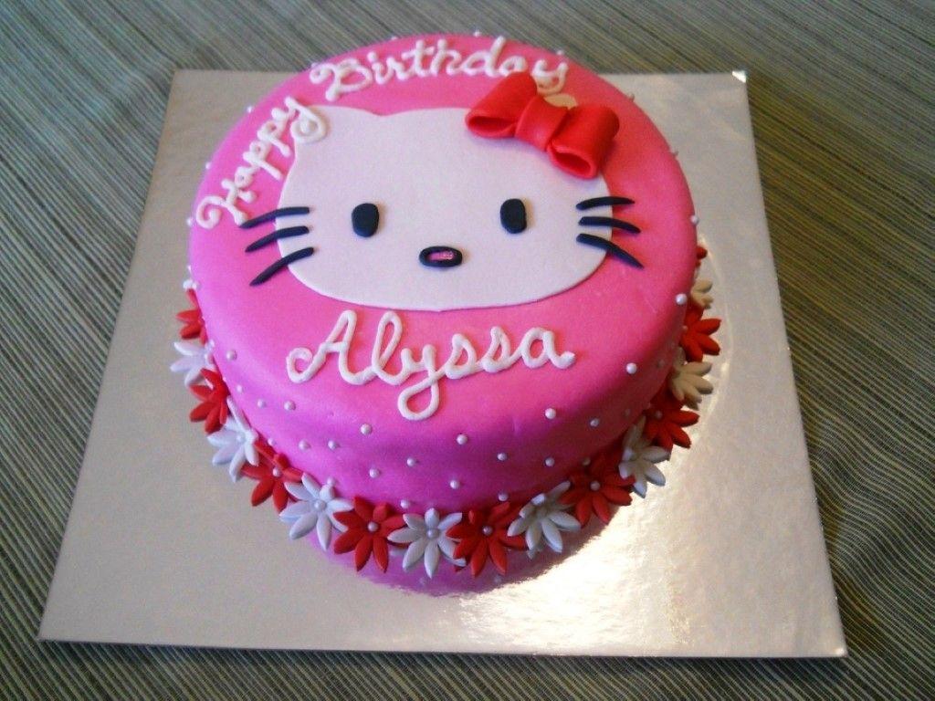 Cake Hello Kitty Birthday