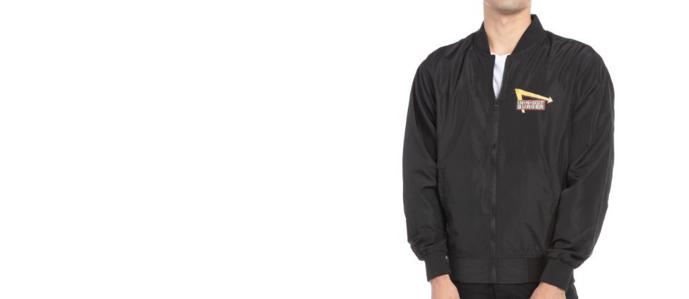 Ino Burger Foundationa Jacket In N Out Burger Company Store Jackets Outerwear In N Out Burger