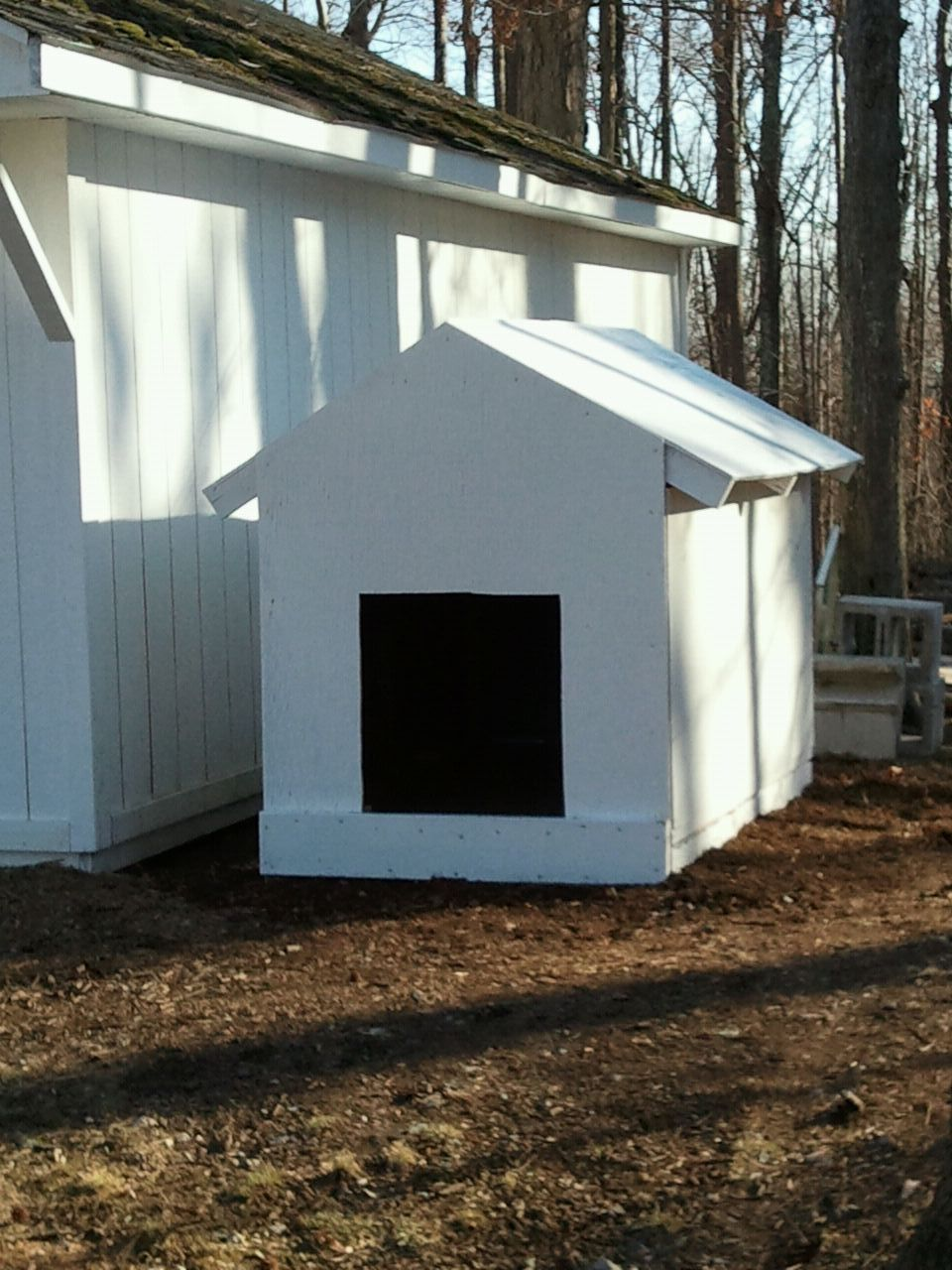 How To Build A Dog House Dog House Plans Large Dog House Large