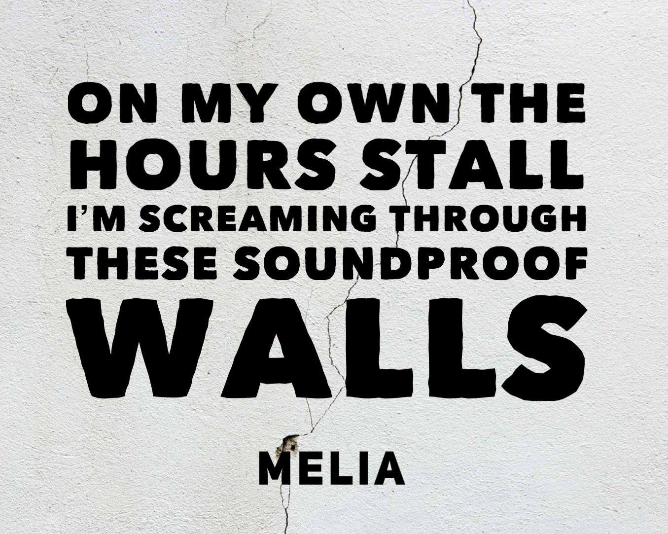 Pin By Melia K On Lyrics Lyrics Sound Proofing Novelty Sign