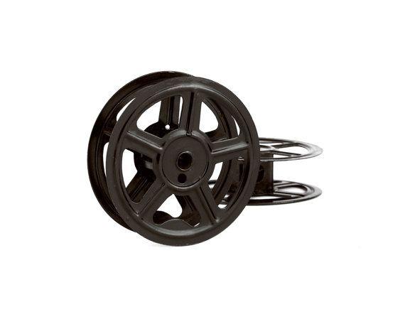 Vintage Metall Spulen für Olivetti Schreibmaschinen - Farbband - Schreibmaschine - Olivetti Valentine - Antares