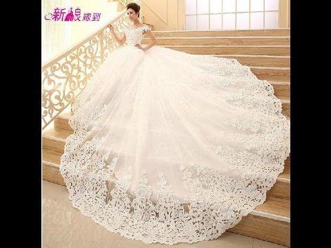 Los vestidos de novia mas hermoso del mundo
