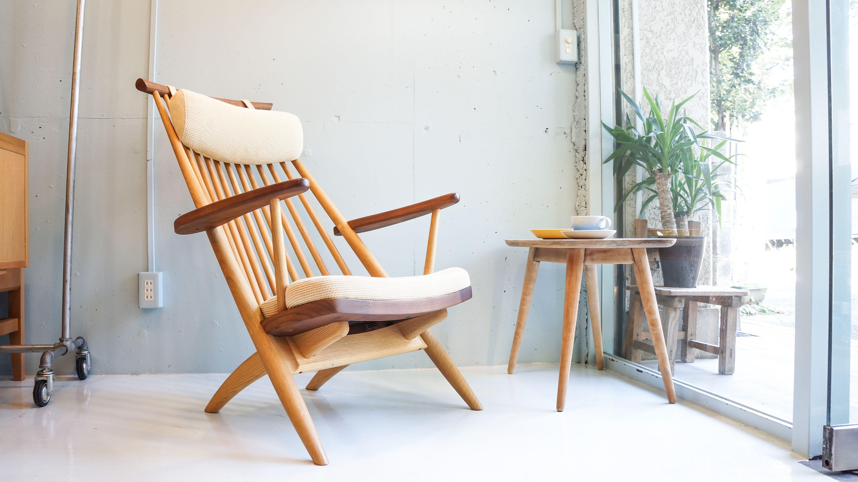 柏木工 Kashiwa Civilシビル イージーチェア Cc54 Furuichi 古一 飛騨家具 家具のアイデア インテリア