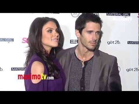 Brandon beemer and nadia bjorlin dating