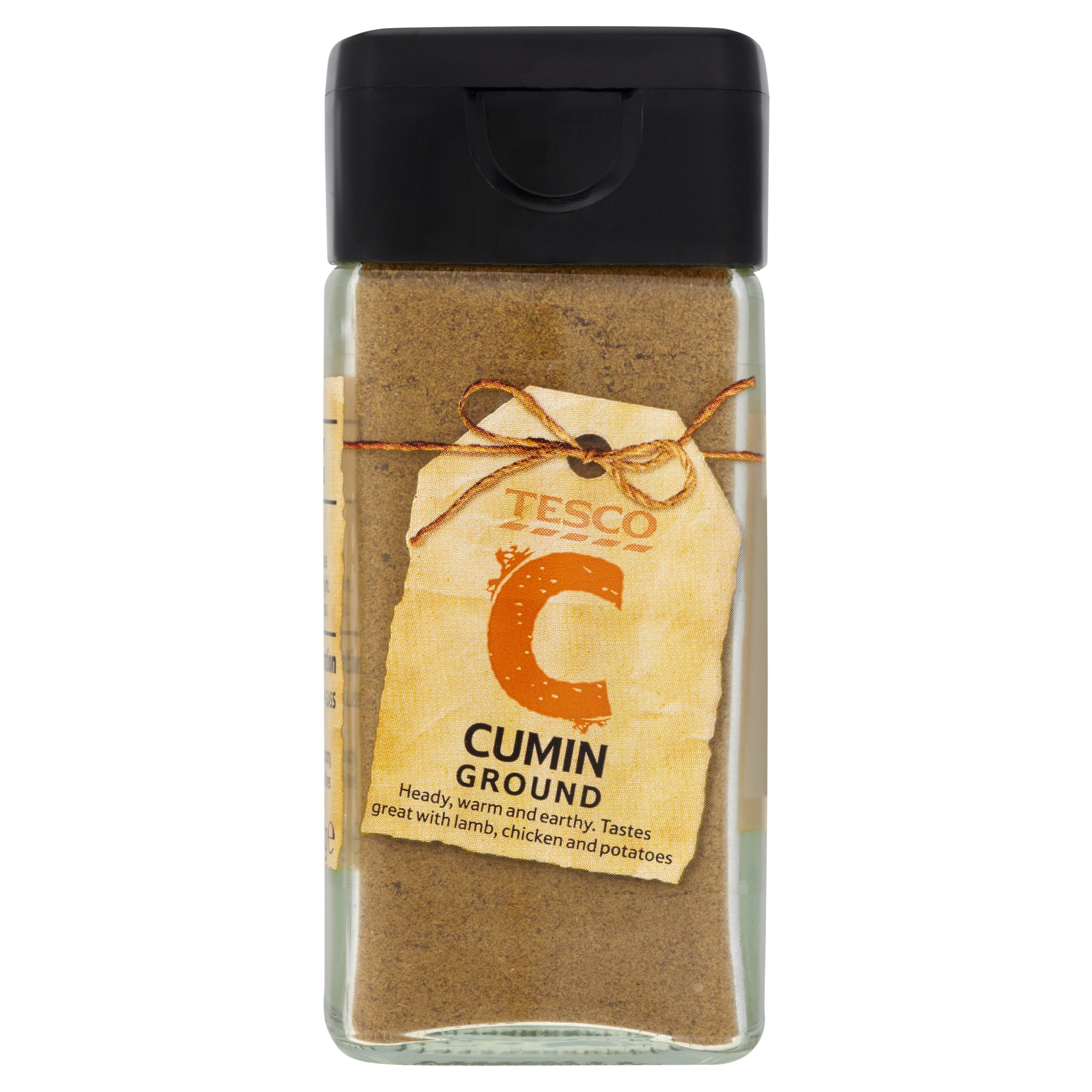 Tesco Cumin Ground Heady Warm And Earthy Tastes Great