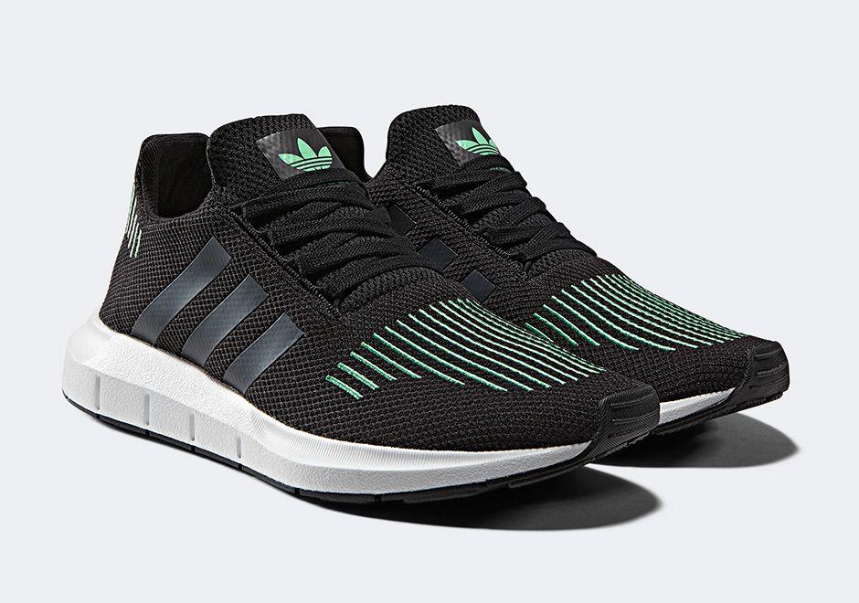 890fde767 adidas Originals Swift Run Primeknit Black Adidas