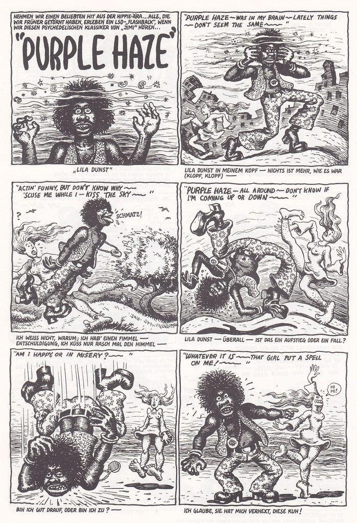 robert crumb endzeit comics page 102