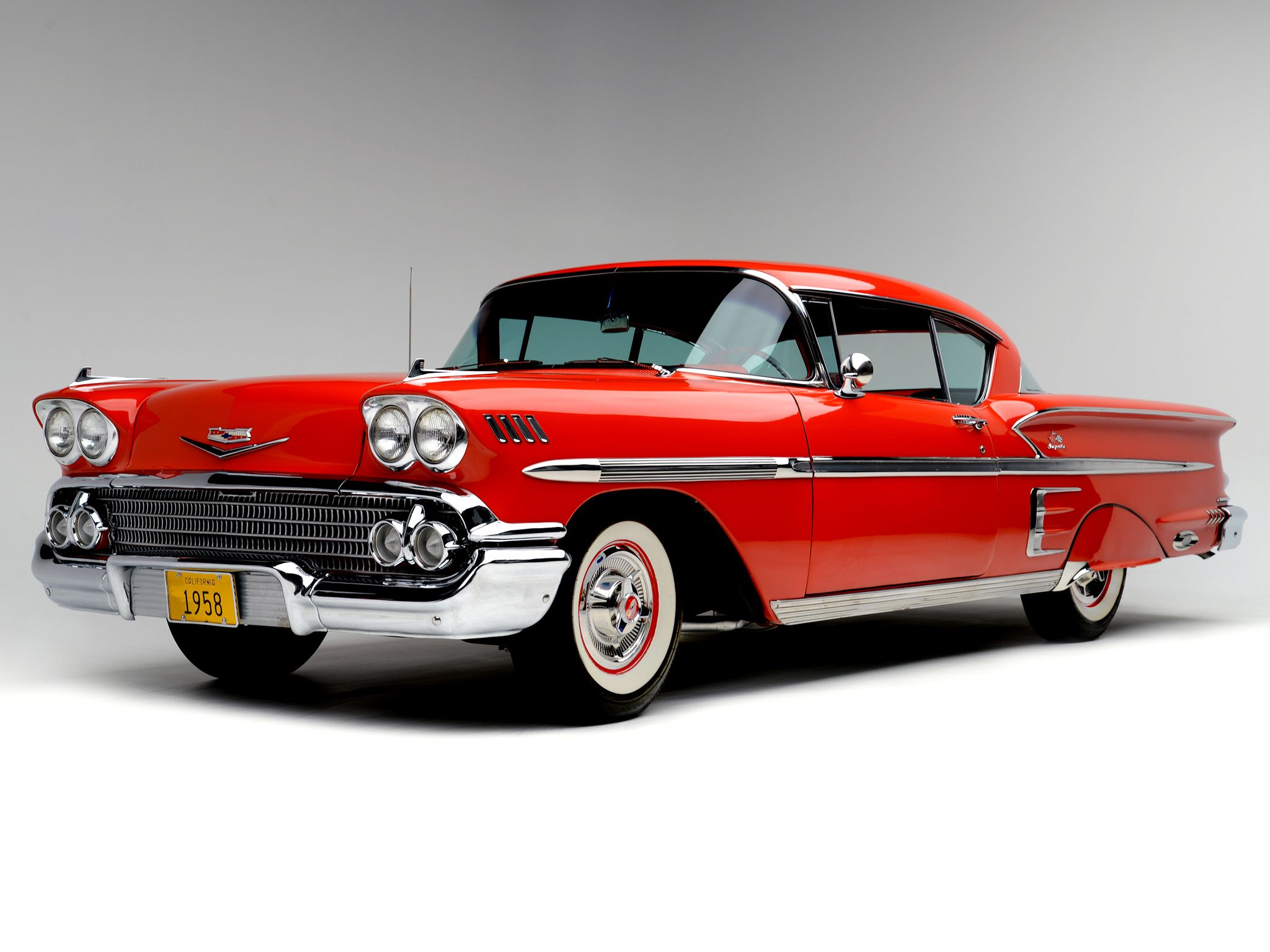 1958 Chevrolet Bel Air Impala E58 American Classic Cars Chevrolet Impala Classic Cars