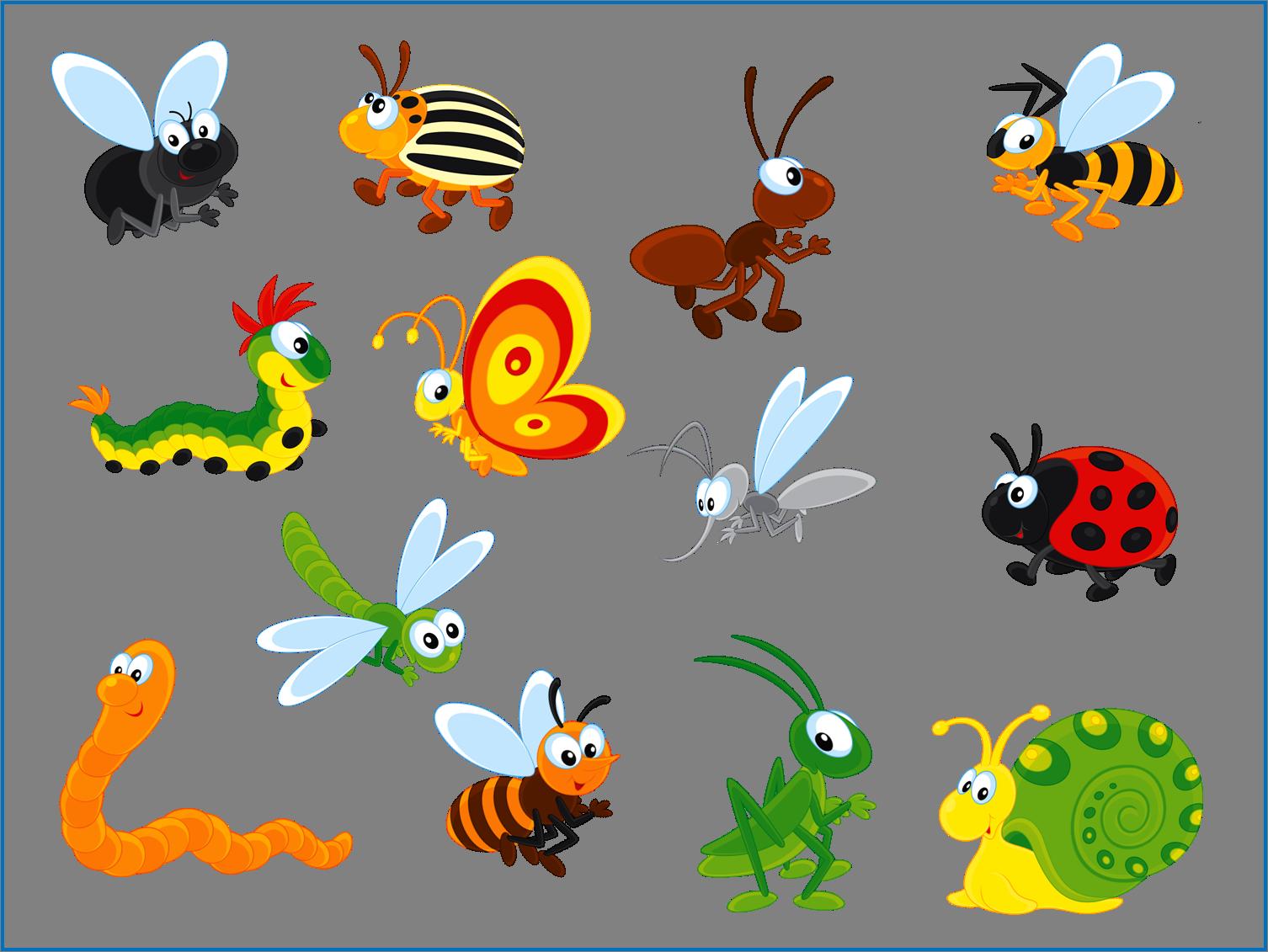 Шаблоны насекомых своими руками фото 920