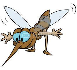 Dibujo De La Chikungunya Buscar Con Google Mosquito Cartoon Illustration Illustration