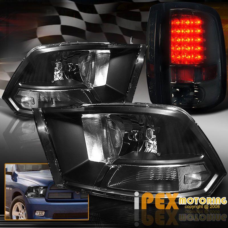 Headlight and Tailight for Luke's truck US 274.98 New