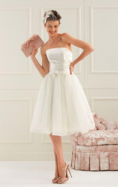 ebd8a01804c4 abito da sposa 2015 Claraluna